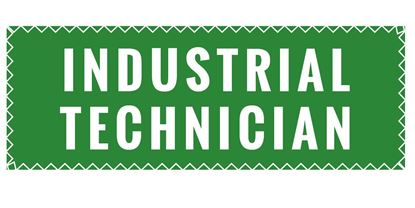 Picture of Certification Patch-Industrial Technician