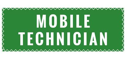 Picture of Certification Patch-Mobile Technician