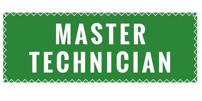 Picture of Certification Patch-Master Technician