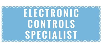 Picture of Certification Patch-Electronic Specialist