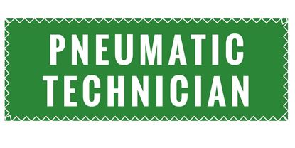 Picture of Certification Patch-Pneumatic Technician