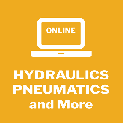 Picture of Online Hydraulic, Pneumatic and other Training (access code will be e-mailed)