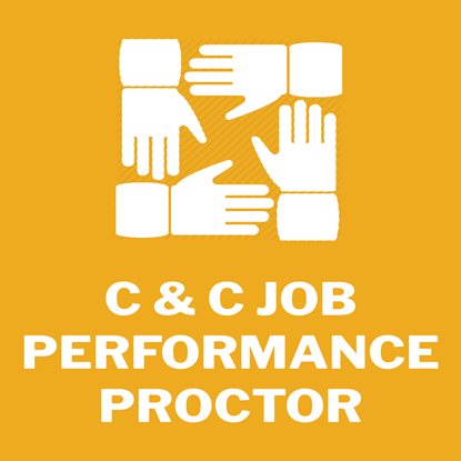 Picture of C & C Job Performance Proctor