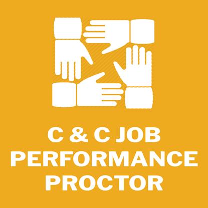 Picture of C & C Job Performance Proctor
