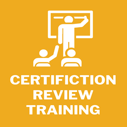 Picture of Certification Review Training