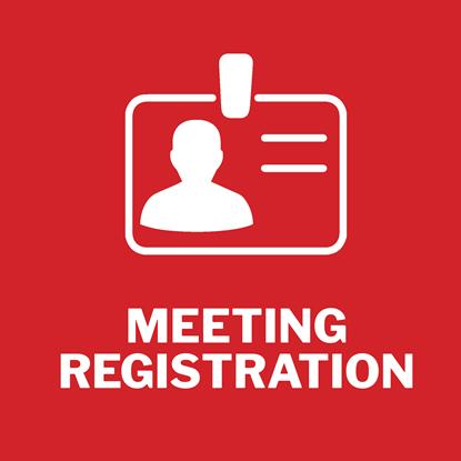 Picture of Meeting Registration - San Antonio