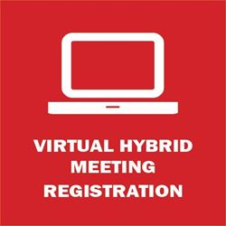 Picture of Meeting Registration - Virtual Hybrid