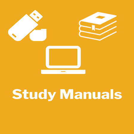 Picture for category Study Manuals