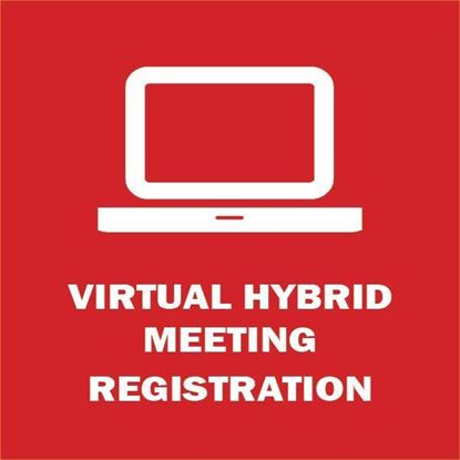 Picture of Virtual Annual Meeting & Technical Workshop Registration