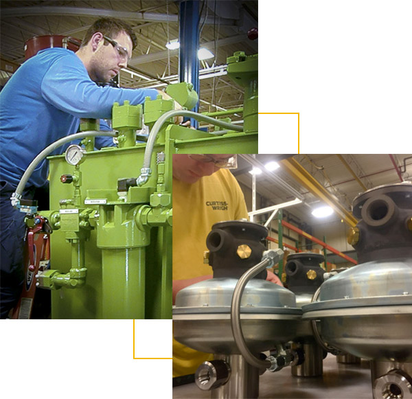 Certification for Hydraulics, Pneumatics and Electronic Controls Professionals